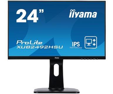 "iiyama ProLite 23.8"" (60.5 cm) XUB2492HSU-B1 schw.-Copy"